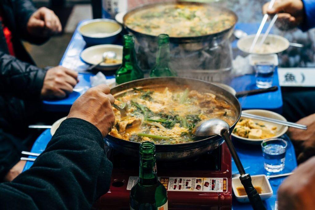 韓国料理屋