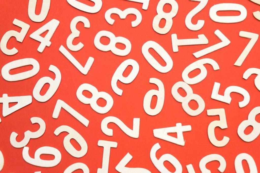 韓国語で数字の言い方は2種類